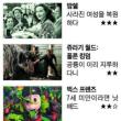 韓国内の映画 NAVER映画の人気順位 と 週末の興行成績 [6月8日(金)~6月10日(日)]