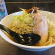 富里市 中華蕎麦 圭151 の(必殺!)G麺