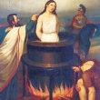 聖ユリアナおとめ殉教者  分娩および伝染病の守護の聖人