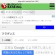 祝!ブログランキング フラダンス部門第1位!