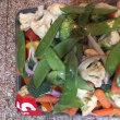 安いお野菜の盛り合わせ