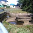 添川にも円筒分水