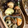 質素なお弁当生活-天ぷら-