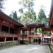 比叡山西塔の弁慶担う堂(写真)