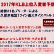 2016年度ブリード羽化報告3&KLB応募受付中!