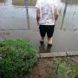 こんなの初めて!! 大雨です・・