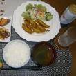 鶏皮餃子の晩ご飯(気象病?とBOSS Get!)