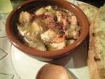 メニューレシピ 「地鶏のアヒージョ」