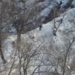 雪の遊歩道(その3終わり)