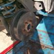 クラウン タイヤ交換2