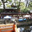 昨日の根津神社つつじ祭り