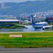 伊丹空港に「撮り空?」に出かけました