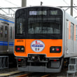 東京メトロ 副都心線1周年記念 新木場車両基地イベント