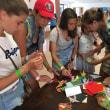 マルタ留学 他の留学生に日本の文化を紹介