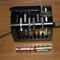 塗装用にエアーブラシを購入 空気圧と振動