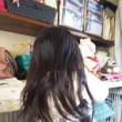初美容院♪