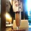 リンツショコラカフェ銀座でドリンク&ケーキセット