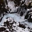 華厳滝 ~氷瀑~