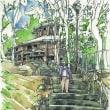 鴨池公園ログハウス