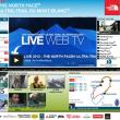 2012年のUTMBはWEBテレビでライブ放映 ウルトラトレイルドモンブラン2012