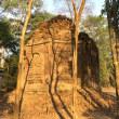 1300年前の遺跡群