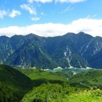立山黒部アルペンルートの通り抜け ・・・ 富山県・長野県