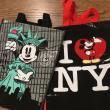 家族で買い物 in ニューヨーク