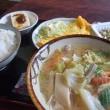 豊誠園食堂で豚汁定食☆