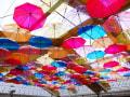雨の似合う町 カラコロ広場 松江市殿町