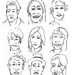似顔絵クイズ17