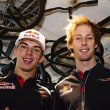トロロッソ・ホンダF1のドライバーがガスリーとハートレーに決定「強力なパッケージで走らせ好結果目指す」