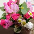 花をプレゼント