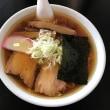 麺辰(23)の中華そば(9)・580円+煮干し油(無料)☆
