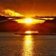 賢島の夕陽