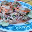 二度目のラオス(4)Laos のSunsetと料理にハマる