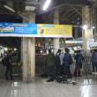 上野駅を歩いてみたら偶然カシオペア紀行が撮れた
