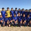 U-15リーグBチーム最終節