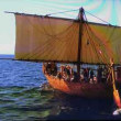 【古代エジプトの富を支えた木造船製造・航海技術】
