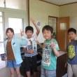 6月22日(金)週末、お疲れのことと存じます。午後からたいへん暑くなりましたが、子供たちは元気いっぱいです。