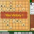 ネット将棋初心者向けにやっと勝てた。