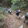 ⑪ 牛頭山登山 : 急登は続く   UP3日目