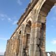 モロッコ最大の古代ローマ遺跡  ヴォルビリス