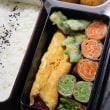 8月7日  野菜くるくる豚肉ロール弁当