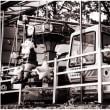 【写真撮影】上野動物園正門前 上野こども遊園地閉鎖