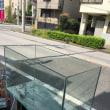 中古900×400×500オールガラス水槽