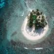 暴風雨 on ジープ島