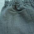 ガウチョパンツを縫う