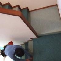 カーペット階段の特長