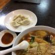 広東麺+水餃子@川崎「成喜」