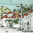 1647.アルペドリーニャの町角